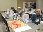 Bargello Boogie Workshop at the 2016 Mid-Atlantic Quilt Festival